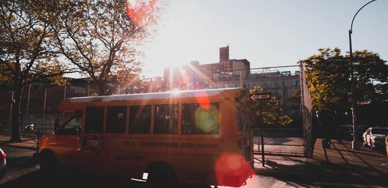 Servicio de transporte Escuela Francesa